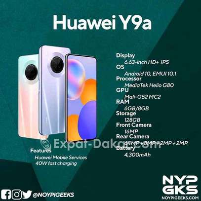 Huawei Y9 A image 2
