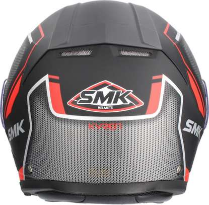 Casque SMK HELMETS avec Bluetooth intégré image 3