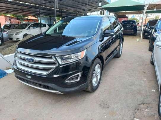 Ford edge Sell Full option 2015 image 4