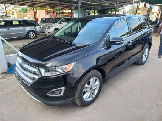 Ford edge Sell Full option 2015 image 3