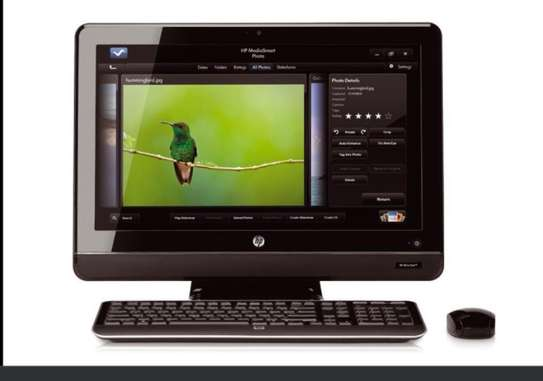 All in one i3 ram 4g disc 500g image 2
