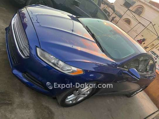 Ford Fusion 2015 image 4