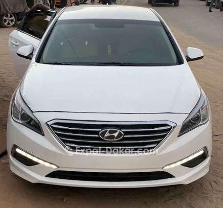Hyundai Sonata 2015 image 4