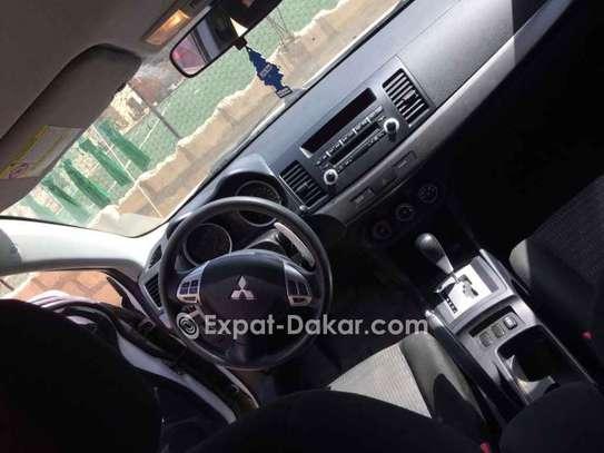 Mitsubishi Lancer 2012 image 4