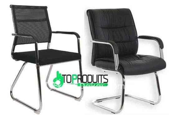 Chaise et fauteuils de bureau image 4