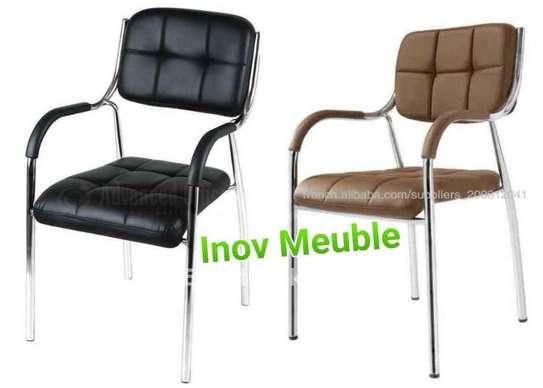 Chaise et fauteuils de bureau image 6