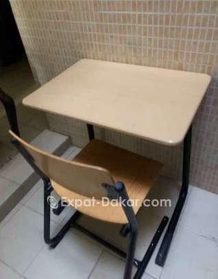 Table et chaise image 2