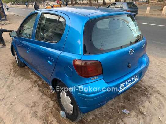 Toyota Yaris 2007 image 4