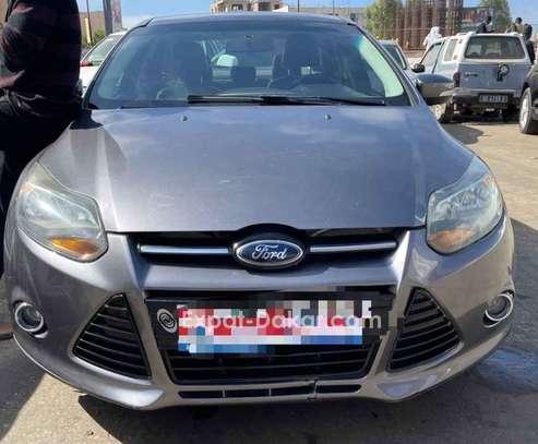 Ford Focus Titanium 2014 image 2