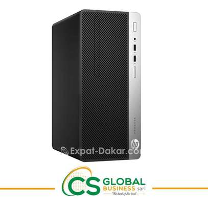 UNITE CENTRALE HP PRODESK 400 G4   I7 image 1
