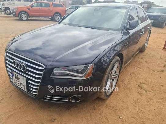 Audi A8 2014 image 1