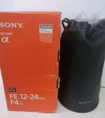 Objectif sony 12-24mm G image 2