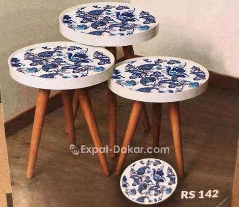3 pièces tables image 4