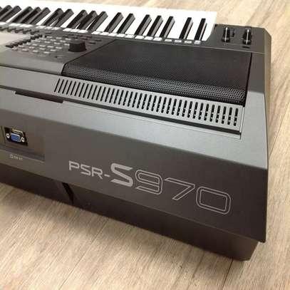 Clavier Yamaha PSR-SX900, PSR-S975, PSR-S970 tout neuf en vente. image 2