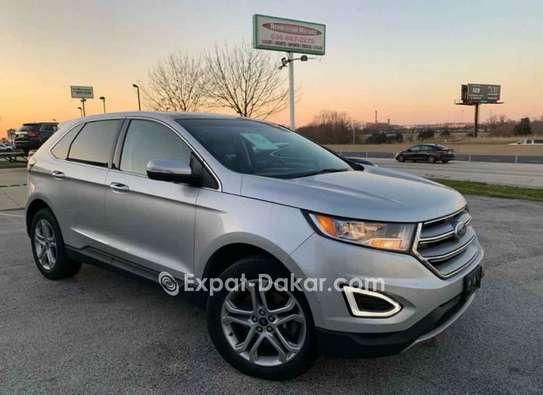 Ford Edge titanium 2015 image 6