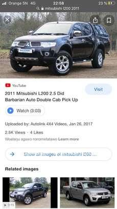 Mitsubishi L200 2011 image 3
