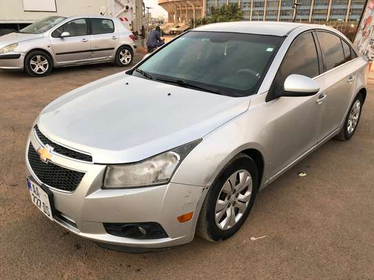 Chevrolet cruze à vendre image 1
