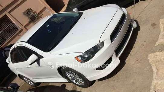 Mitsubishi Lancer 2012 image 2