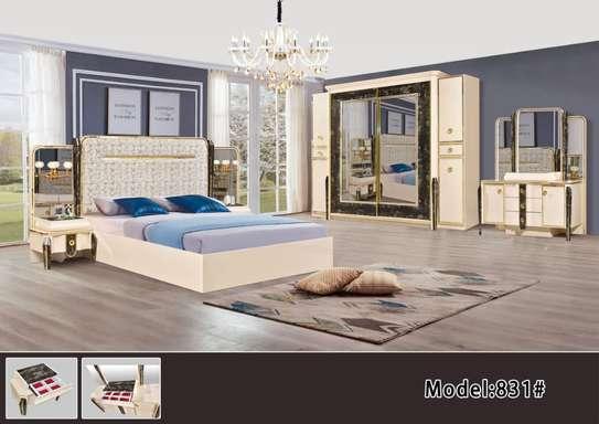 Chambre à coucher de luxe image 4