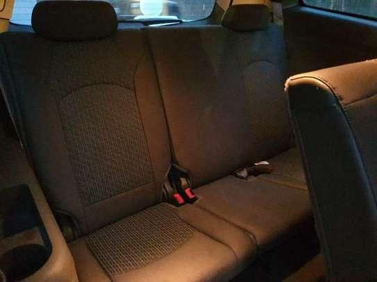 Chevrolet Traversé venant des états unis déjà dédoané muté  a Mauritanie image 8