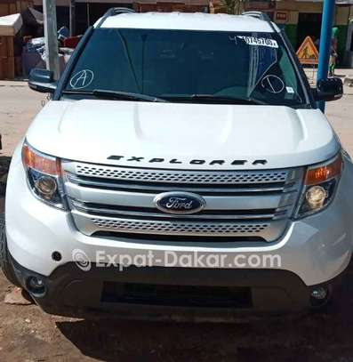 Ford Explorer 2013 image 1