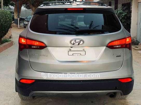 Hyundai Santa Fe 2016 image 3