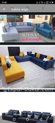 Canapé fauteuil salon image 3