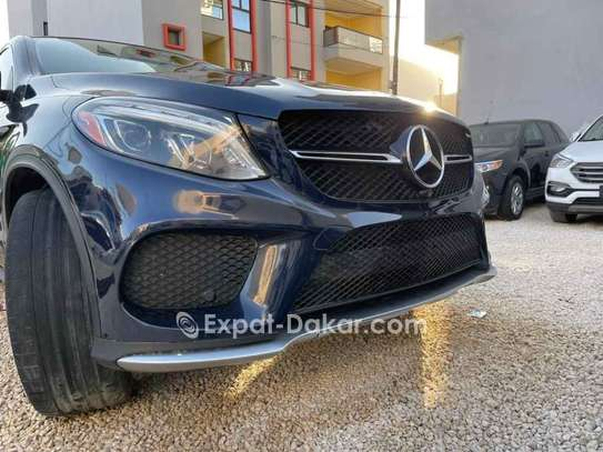 Mercedes-Benz GLE 450 2015 image 4