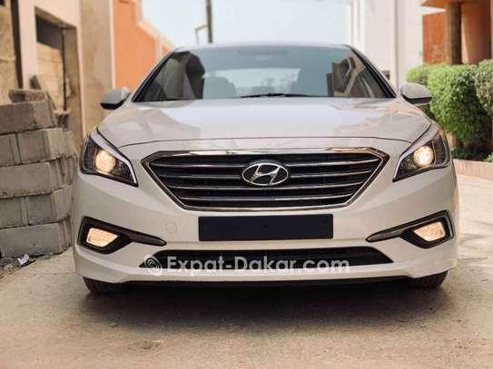 Hyundai Sonata 2015 image 2