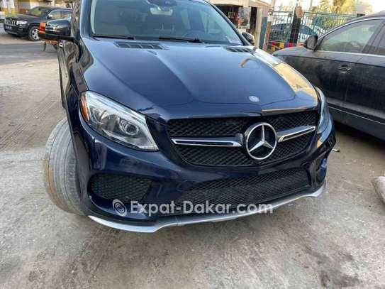 Mercedes-Benz GLE 450 2015 image 6