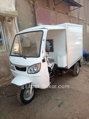 Tricycles cargo isothermes image 1