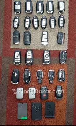 Programmation- réparation-reloocking de clés auto mulitimarques image 1