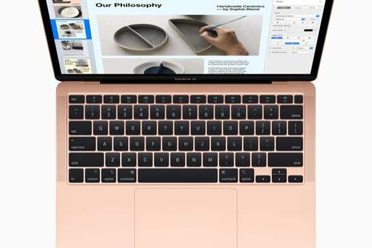 MacBook Air 2020/ Core i5 ,Rose Gold image 5