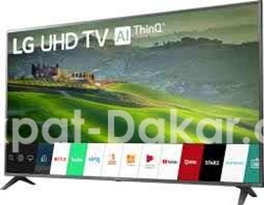 "TV LG - Ecran SMART LG ULTRA HD 49"" 4K'' - 4K image 1"