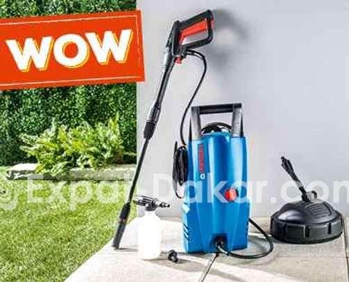 Machine Lavage Voiture Ferrex 150Bar/1400W image 1