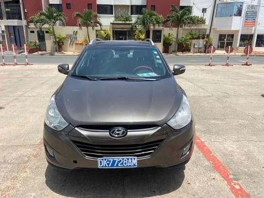 Hyundai tucson 2011 image 4
