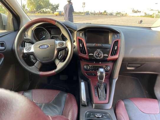 Ford Focus Titanium 2013 - Gris metallique image 1