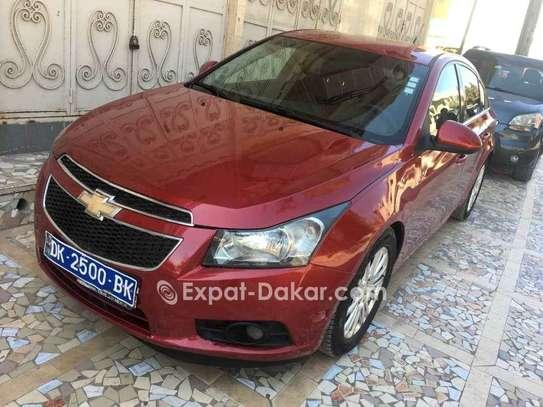Chevrolet Cruze 2011 image 2