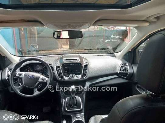 Ford Escape Titanium 2013 image 4