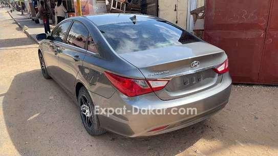Hyundai Sonata 2012 image 3