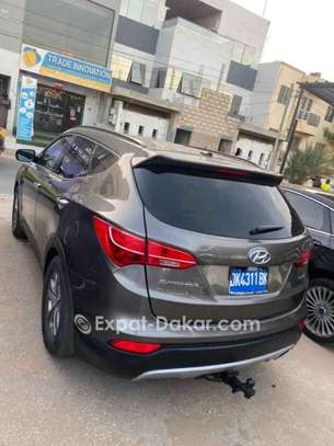 Hyundai Santa Fe 2014 image 1