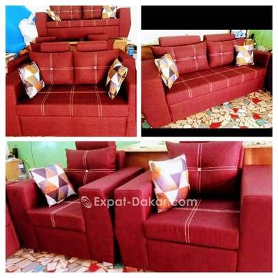 Canapés salons fauteuils meubles image 1