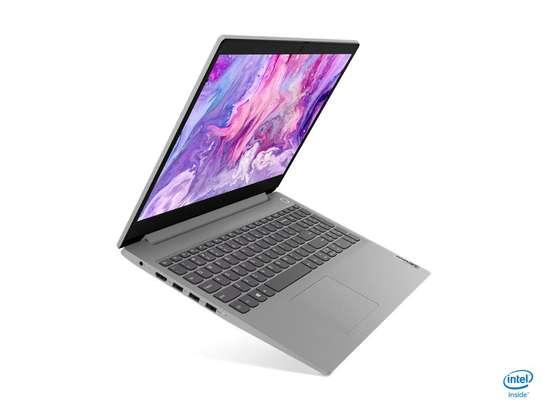 Lenovo Ideapad 3-15iil05 neuf core i3-10 génération ram 8 go disc 256 ssd ecran 15 pouce fhd clavier azerty avec pavé numérique image 1