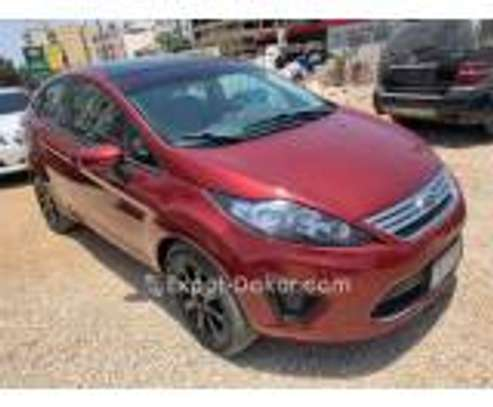 Ford Fiesta 2011 image 1