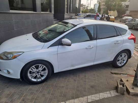 Ford Focus SEL 2012 image 1