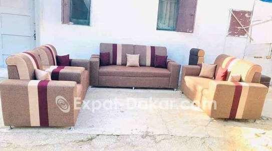 Canapé fauteuil salon image 1