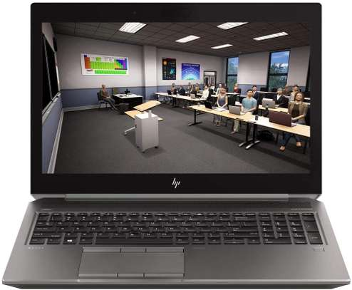 HP ZBook 15 G6 image 3