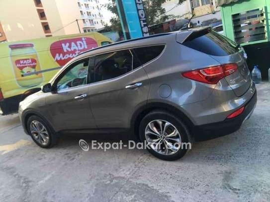 Hyundai Santa Fe 2014 image 6