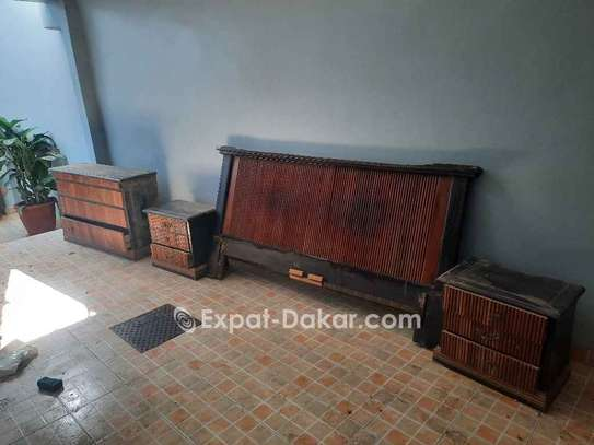 Chambre à coucher Djibouti complète image 1