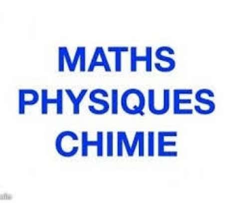 Professeur de Maths/PC à domicile image 1